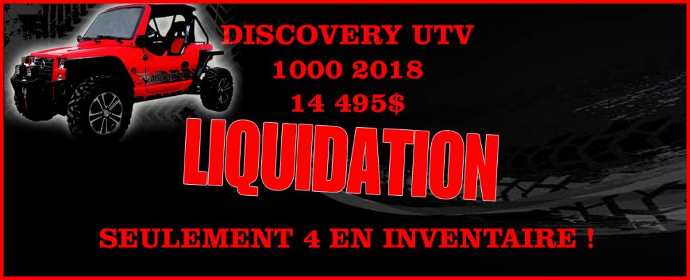 UTV 1000 2018